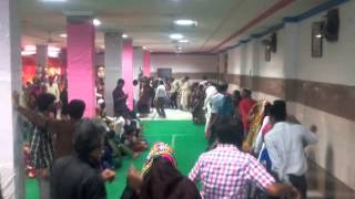 Kutch Vagad Leva Patidar Samaj - Hyderabad Navratri 2014 - Suresh Oza & Govind Vohra.
