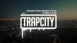 DJ Snake & Lil Jon - Turn Down For What (Onderkoffer Remix)