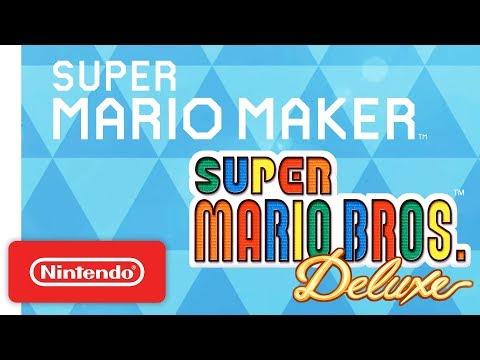 Super Mario Maker & Super Mario Deluxe NWC 2017 Finals Pt. 4 Highlights