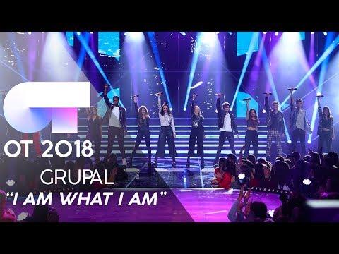 Xxx Mp4 I AM WHAT I AM GRUPAL Gala 4 OT 2018 3gp Sex