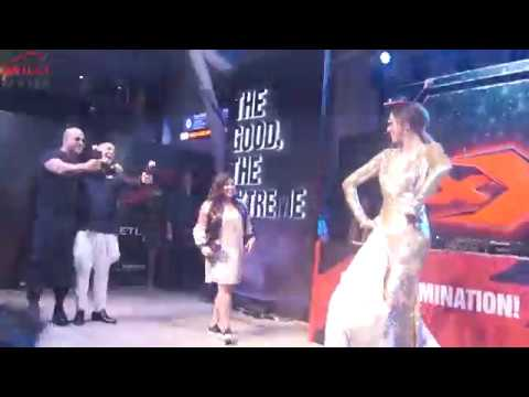 Xxx Mp4 OMG Deepika Padukone Doing Lungi Dance With Hollywood Star Vin Diesel 3gp Sex