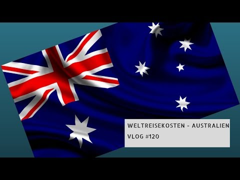 Weltreisekosten Australien | VLOG #120