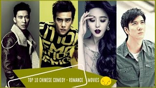 Top 10 Chinese Comedy - Romance Movies