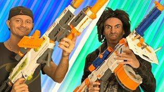 NERF Build Your Blaster!