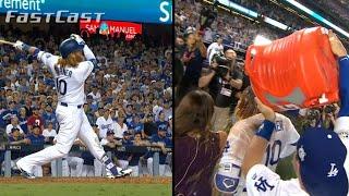 MLB.com FastCast: Turner hits walk-off - 10/15/17