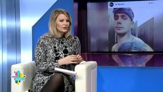 Takimi i pasdites - Uljan Kolgjegja ndryshon tatuazhin e Berishes ne dragua! (08 Janar 2015)