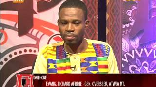 Atwea Mountain A Sanctuary of Sex - Pampaso on Adom TV (17-3-15)