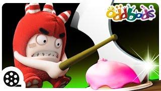 Cartoon | Oddbods: LAZY ODD HACKS | Funny Cartoon Show