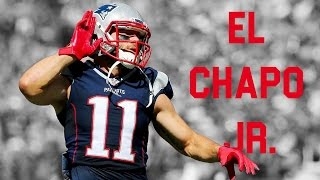 Julian Edelman || El Chapo Jr. || New England Patriots || Highlights ||