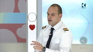 Ora 7 - Mysafir: Shpëtim Spahija, dëshiron t'i ndihmojë pilotët e rinj kosovarë - Klan Kosova
