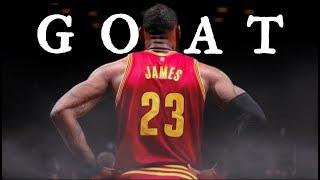 "Lebron James - GOAT ᴴᴰ (ft. Drake - ""I"