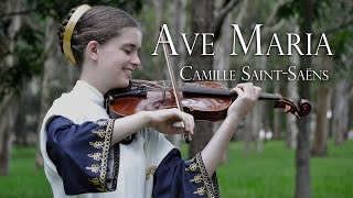 Ave Maria - Camille Saint-Saëns (Violin & Piano)