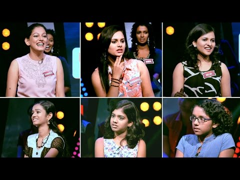 Kuttikalodaano Kali? | Who will win? Midukkies or Kids? | Mazhavil Manorama