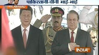 China-Pakistan Friendship: India