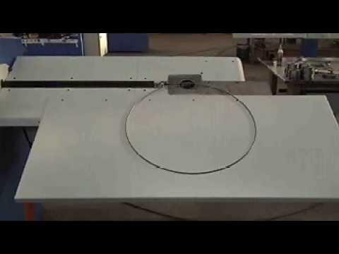 MAUTIN Máquina para dobrar arame em multiformas bidimensionais série MTDA2D