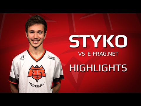 Highlights STYKO vs E-Frag.net at PGL Regional Minor Championship