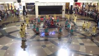 Prem Ratan Dhan Payo Flash Mob @ Infinity Mall for Star Gold Channel