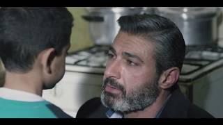 """يحيى """" ياسر جلال """" في مشهد مؤثر جداً بعد تذكر أبنه 😢 #ظل الرئيس"""