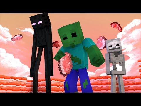 Minecraft MUNDO DE BACON Escola Monstro 70 Monster School