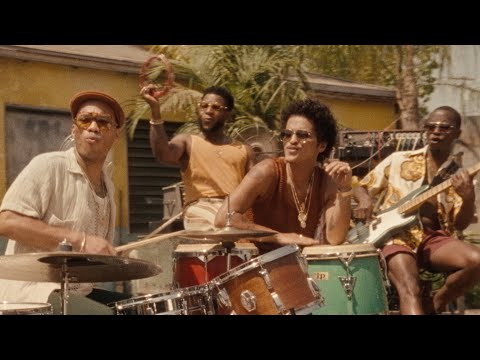 Bruno Mars Anderson .Paak Silk Sonic Skate Official Music Video