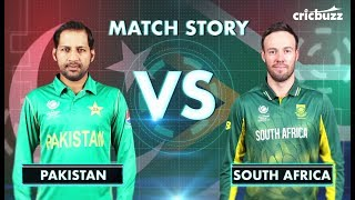 Champions Trophy 2017 Preview: Pakistan vs South Africa at Edgbaston