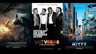 CUT! 21/1/14 Last Vegas,The secret life of Walter Mitty,I Frankenstein