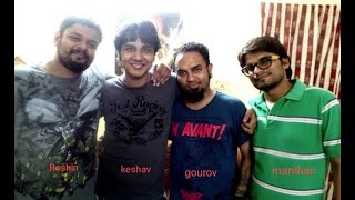 BHEEGE NAINA Lyrics- Manthan ( Rajesh Manthan)