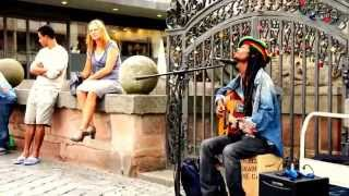 Amazing Rasta singing Song about Love Emotions