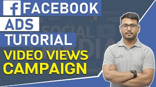 [NEW 2019 ] Facebook Ads | How To Set Up VIDEO VIEWS Ads In Facebook Step-by-Step |