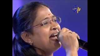 Swarabhishekam - Mahathi Performance - Vangathota Malupu Kada Song - 6th July 2014