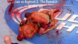 UFC 160: Cain Velasquez vs Antonio Bigfoot Silva Full Fight Preview & Bloody Trailer