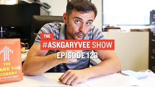 #AskGaryVee Episode 123: How Creatives Can Start Thinking Like an Entrepreneur