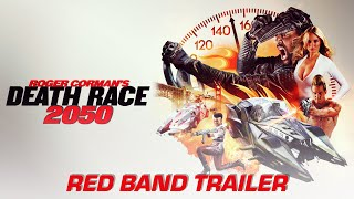 Roger Corman's Death Race 2050 - Red Band Trailer - Own it 1/17 on Blu-ray, Digital HD & DVD