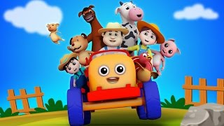 Farmer In The Dell | Nursery Rhymes | Kids Songs | Baby Rhyme by Farmees S02E05
