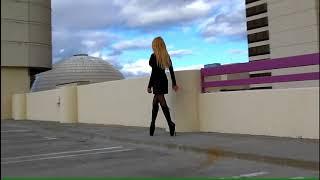 Ballet Heel walk (ballet boots)