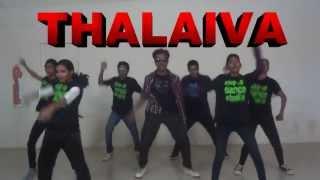 Lungi Dance The Thalaiva Tribute | Honey Singh, Shahrukh Khan Dance Choreography