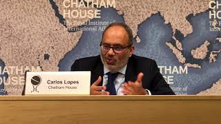 Mozambique: Carlos Lopes on the need for strategic patience