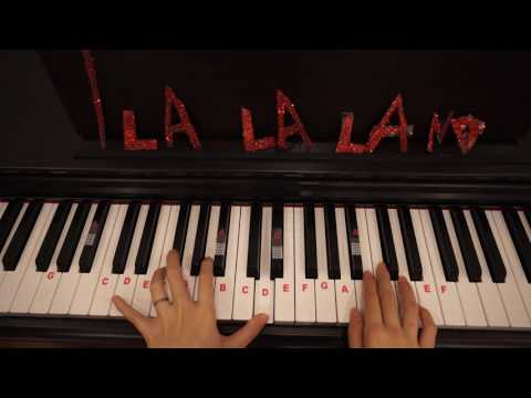 Xxx Mp4 How To Play City Of Stars LA LA Land Easy Piano Tutorial Part 1 3gp Sex