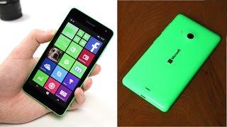 Review: Microsoft Lumia 535 (Deutsch) | SwagTab