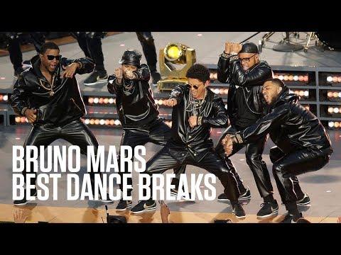 Bruno Mars Best Dance Breaks