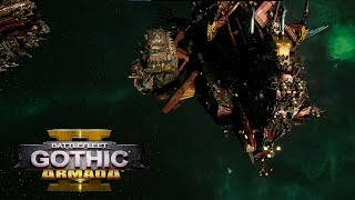 Battlefleet Gothic: Armada 2 - Imperial Campaign Let