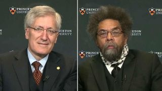 George, West take aim at assaults on free speech on campuses