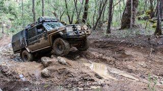 4x4 Off-road trip Awesome muddy South west W.A.