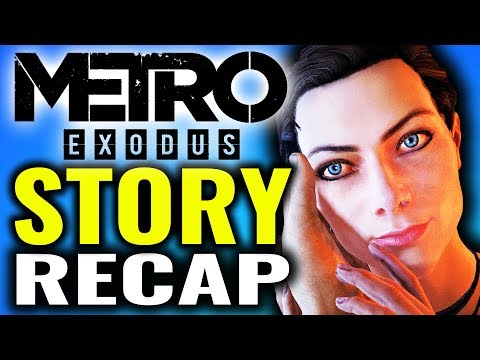 Xxx Mp4 Metro Exodus The Story So Far 3gp Sex