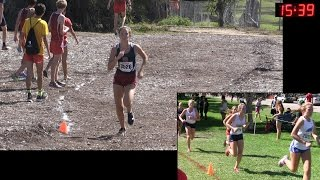 2015 XC - Mt. Carmel Cross Country Invitational (D2 Soph Girls)