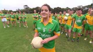 Young Ireland GAA Sydney - Cross Bar Challenge