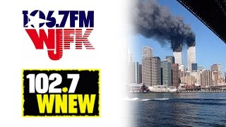 106.7 FM WJFK and The Don and Mike Show on Sept. 11 (All Available Segments)