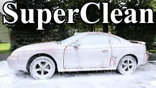 How to SUPER CLEAN Your Car (Best Clean Possible)