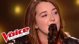 Laurie « Andalouse » (Kendji Girac) | The Voice France 2017 | Blind Audition