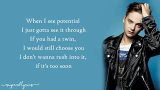 Conor Maynard - Work (Lyrics)